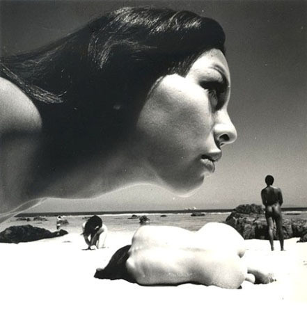 Части тела: Обнаженные женщины на фотографиях 70х-80х годов. Изображение № 66.