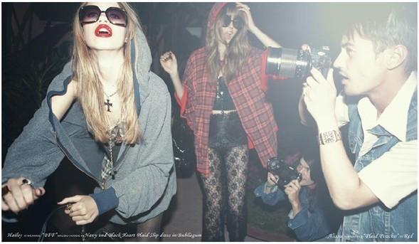 Vampires areforever! отwildfox couture. Изображение № 21.
