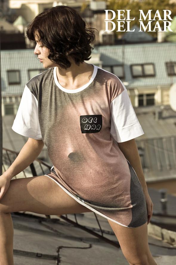 DelMar – футболки изсердца Москвы сморской душой. Изображение № 5.