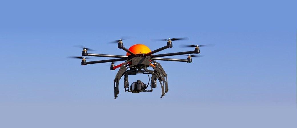 2013 — год дронов: 10 беспилотников, меняющих мир . Изображение № 6.