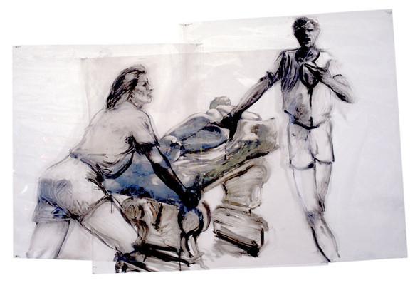 Эрик Фишл: преломление Фрейда. Изображение № 22.