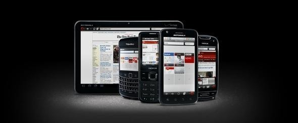 Изображение 2. Рок-Опера для мобильного Интернета. Дебют новых версий Opera Mini 6 и Opera Mobile 11.. Изображение № 1.