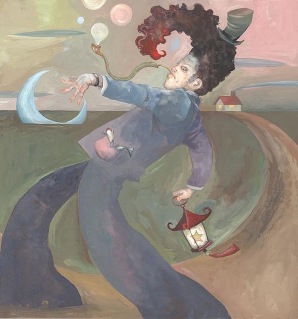 Живописные иллюстрации Shino Arihara. Изображение № 9.