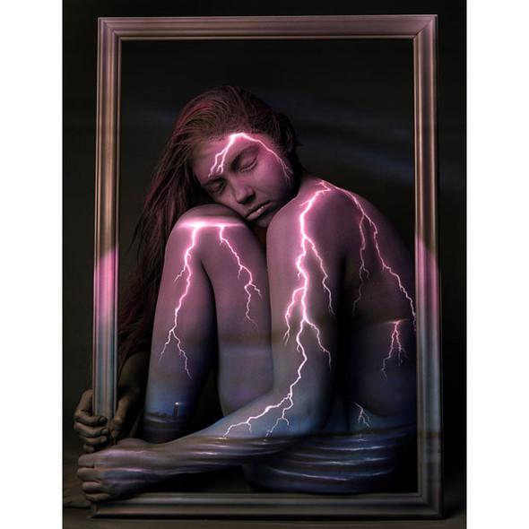 Боди-арт работы от Крейга Трейси. Изображение № 15.