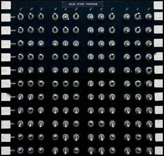 Винтажный компьютерный разум «Системная память». Изображение № 9.