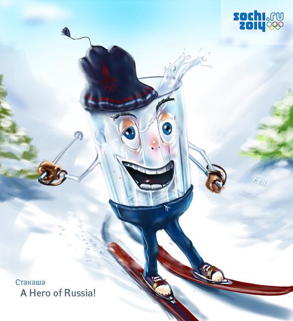 Каким будет талисман Олимпийских игр в Сочи 2014?. Изображение № 11.