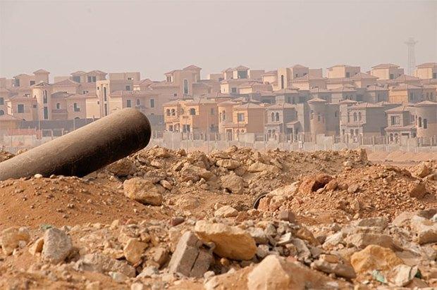 Как выглядит борьба человека и пустыни . Изображение № 6.