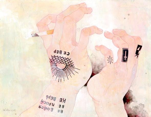 Как болеет за детей Хикари Шимода. Изображение № 7.