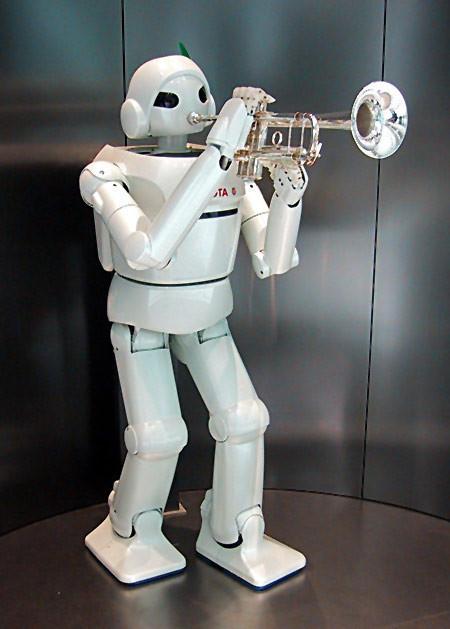 Роботы отToyota. Домашний робот – помощник. Изображение № 5.