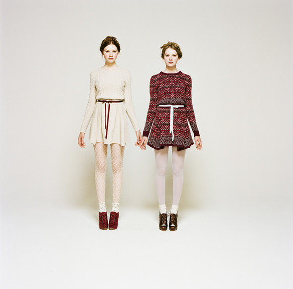 Лукбук: Rodarte for Opening Ceremony FW 2011. Изображение № 20.