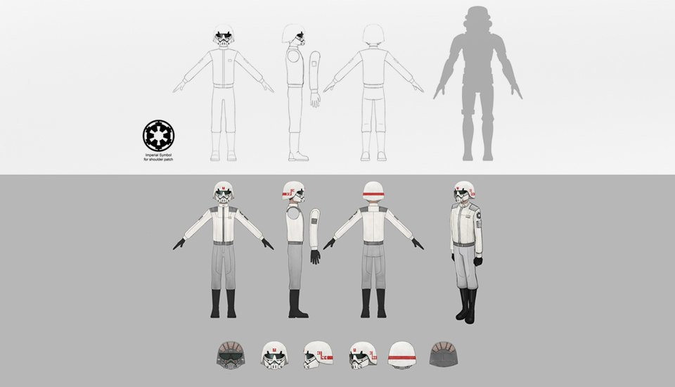 Продюсер анимационных «Звёздных войн» о работе мечты. Изображение № 8.