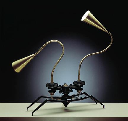 Стимпанк лампы отФранка Бухвальда. Изображение № 4.