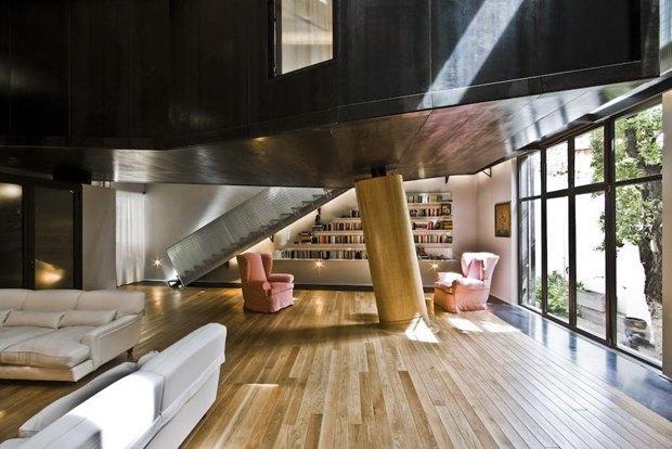 Tree House по проекту MdAA Architetti Associati. Изображение № 35.