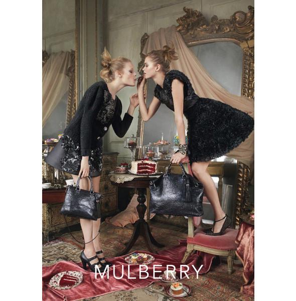 Новые рекламные кампании: Etro, Mulberry и другие. Изображение № 18.
