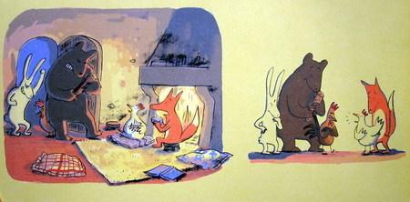 Ликующий сюрвкнижной иллюстрации Беатрис Родригес. Изображение № 19.