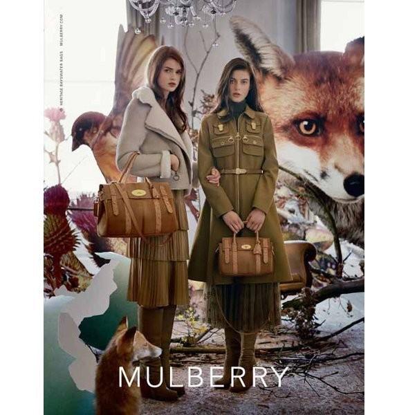 Изображение 4. Рекламная кампания и видео новой коллекции Mulberry.. Изображение № 4.