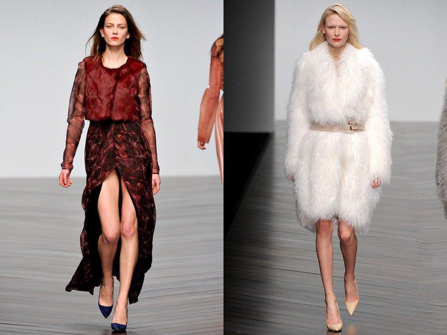 Неделя моды в Лондоне:  День 1. Изображение № 7.