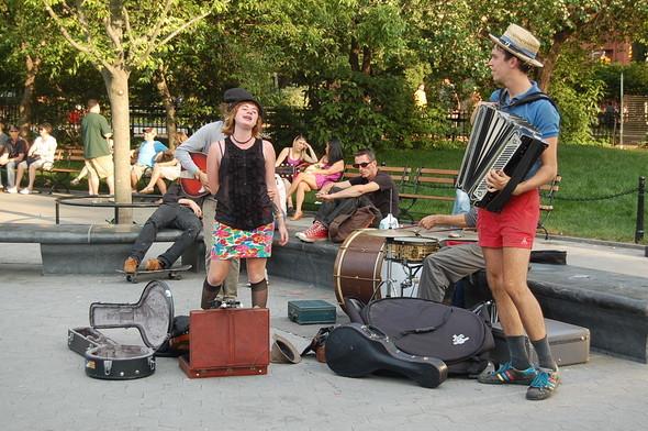 Люди Нью-Йорка. Изображение № 8.