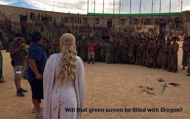 В сеть утекло видео со съёмок пятого сезона «Игры престолов». Изображение № 3.