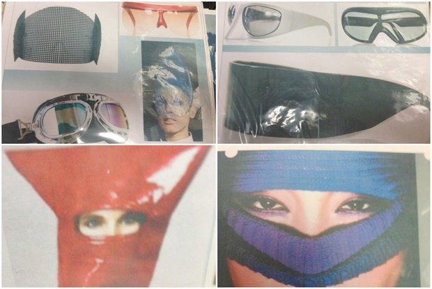 Стилист рассказал о мудборде для костюмов из «Города героев». Изображение № 17.