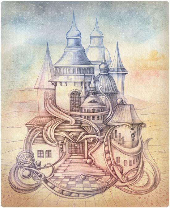 Красивые иллюстрации Ирины Винник. Изображение № 16.