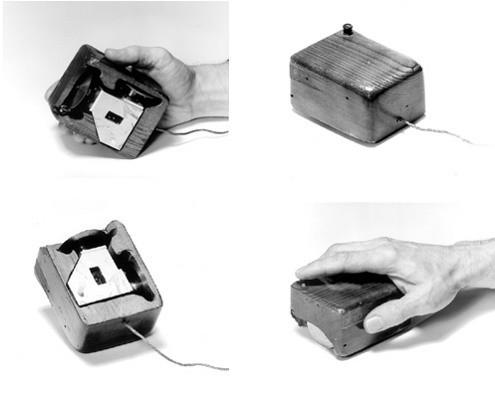 Первая компьютерная мышка. Изображение № 1.