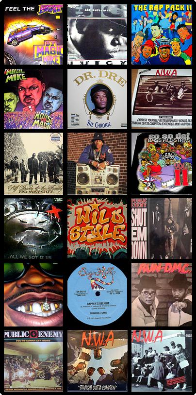 Hip-Hop Classics. Изображение № 1.