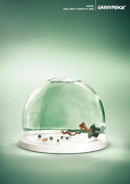 Greenpeace ads. Изображение № 11.