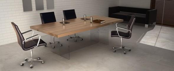 Минималистичный стол. Изображение № 6.