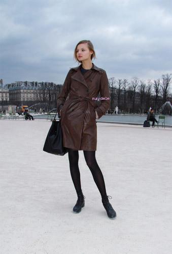 Нерабочее время: Блоги об уличном стиле моделей. Изображение № 38.