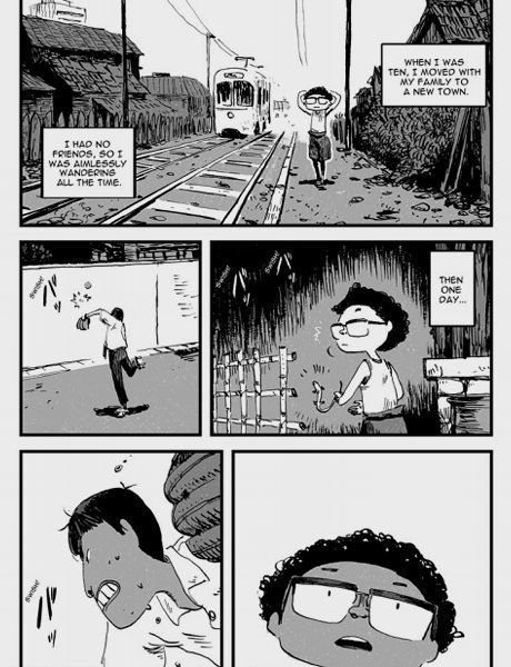 «Работа над комиксом  не сильно отличается  от работы в ресторане». Изображение № 10.