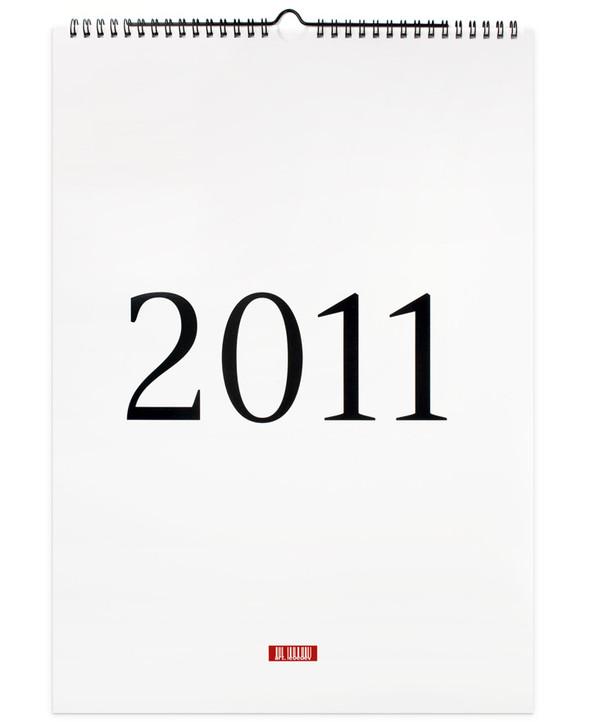 Веселые календари на 2011. Изображение № 19.