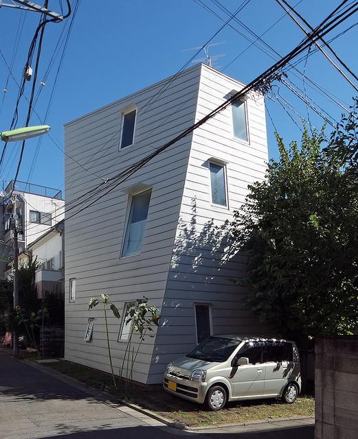 Atelier Bow-Wow. Масштаб маленького дома.. Изображение № 13.