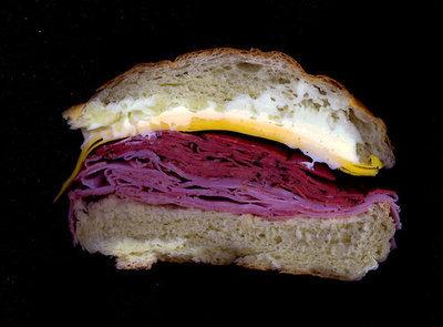 Scanwiches. Аты сканируешь свой сэндвич?. Изображение № 1.