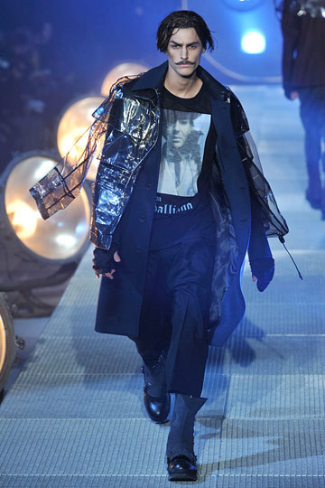 Неделя моды в Париже: мужские показы. Изображение № 52.