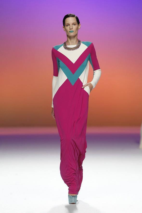 Madrid Fashion Week SS 2012: Davidelfin. Изображение № 24.