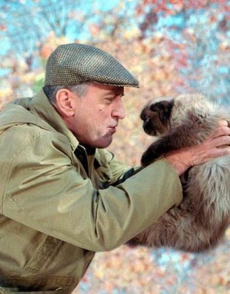 Коты и их знаменитости. Изображение № 20.