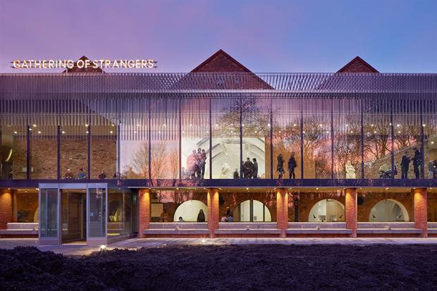 Здание Университета Манчестера / MUMA. Изображение № 45.