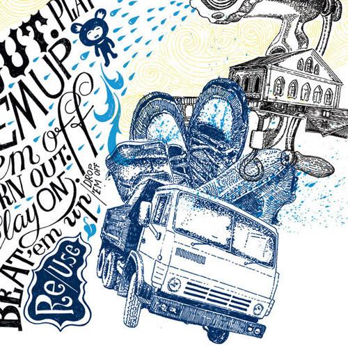 Личный опыт: 5 российских иллюстраторов, которые работают для зарубежных проектов. Изображение № 78.