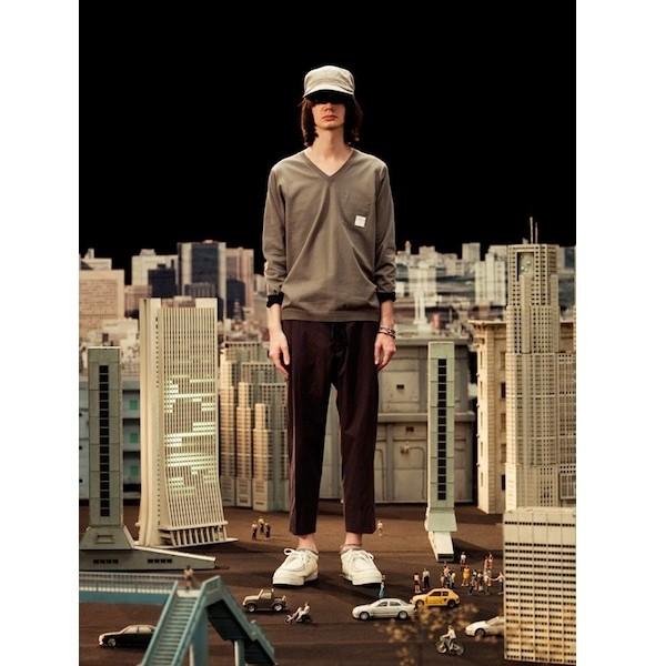 Мужские лукбуки: Alexander McQueen, Burberry и Undercover. Изображение № 69.