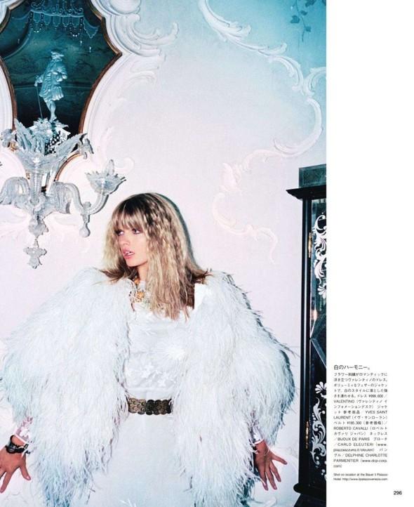Съёмка: Юлия Штегнер для Vogue. Изображение № 7.
