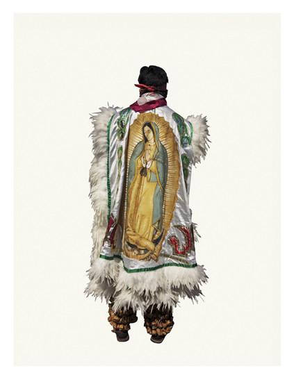 Изображение 6. Арт-портреты мексиканских паломников.. Изображение № 6.