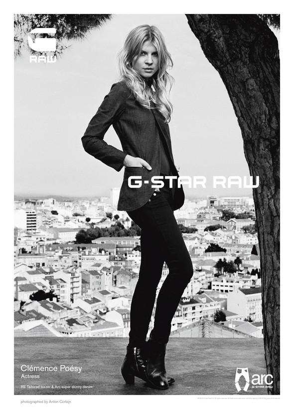 Рекламная кампания: G-Star RAW SS'12. Изображение № 3.
