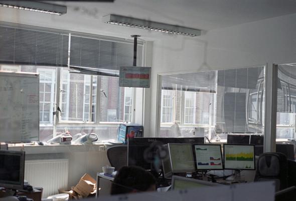 Офис Last. fm, Лондон. Изображение № 2.