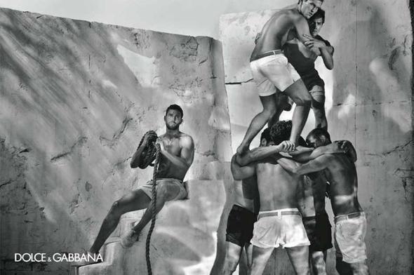 Изображение 10. Мужские рекламные кампании: Jil Sander, Dsquared2, Topman и другие.. Изображение № 5.
