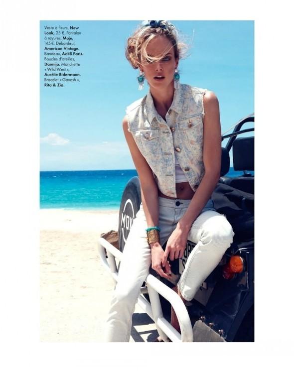 Съемки: Vogue, Elle, Tush и другие. Изображение № 51.