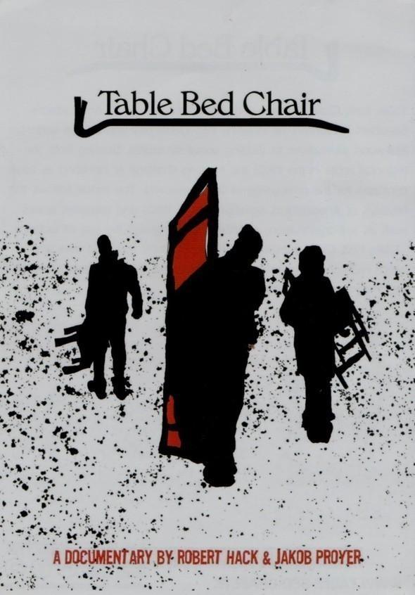 Table BedChair илисквоттинг по-голландски. Изображение № 1.