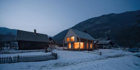 Альпийский домик. Изображение № 2.