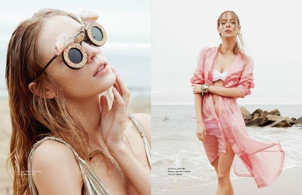 Обложка Fashion Collection Июнь 2012 . Изображение № 3.