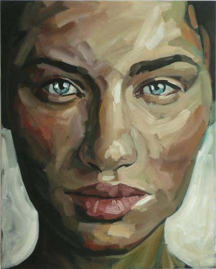Belinda Eaton. Живые портреты. Изображение № 1.